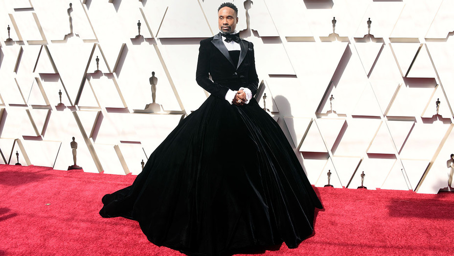 Billy Porter attends the 91st Annual Academy Awards  - Getty-H 2019