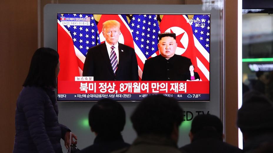 Trump-Kim Summit - Getty - H 2019