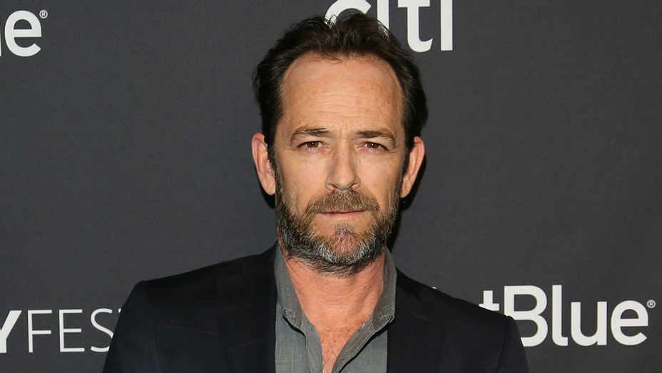 Luke Perry - The Paley Center For Media's 35th Annual PaleyFest - Getty - H 2019
