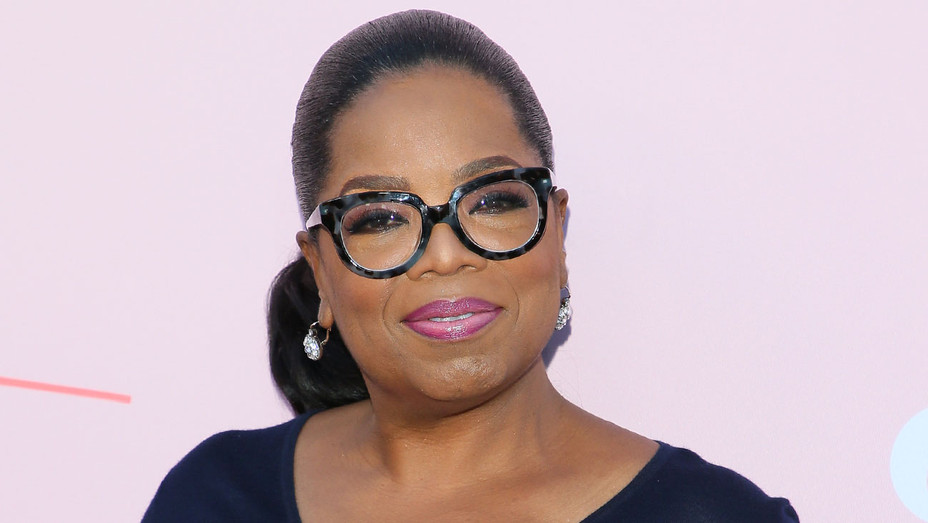 Oprah Winfrey  attends the Los Angeles premiere of OWN's 'Love Is - Getty-H 2019