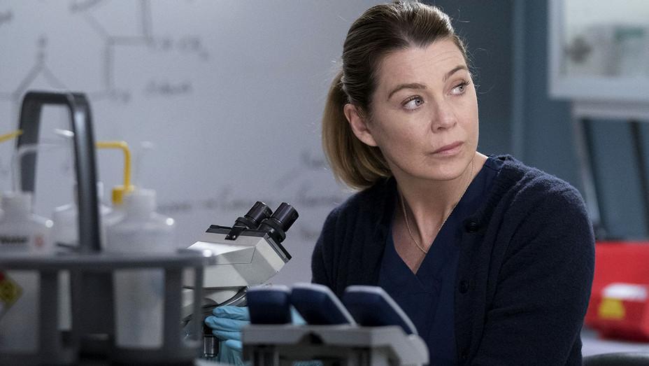 Grey's Anatomy Ellen Pompeo-Publicity Still-H 2019