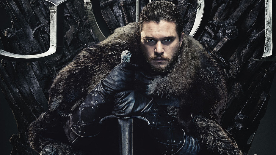 Game of Thrones, HBO Season 8 - Character Key Art Release -Jon Snow- Publicity - H 2019