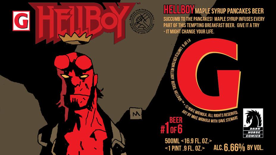 Hellboy Beer-Publicity-H 2019