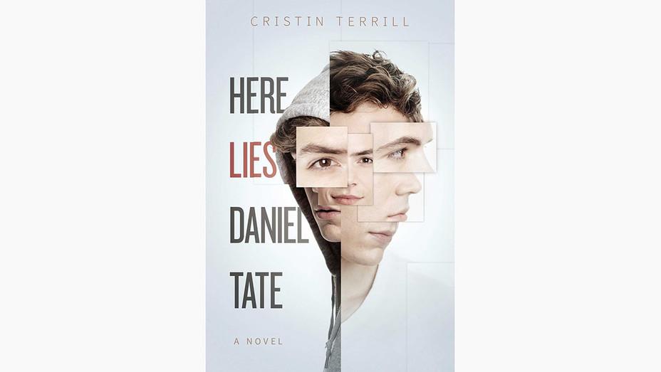 Here Lies Daniel Tate book - Publicity-H 2019