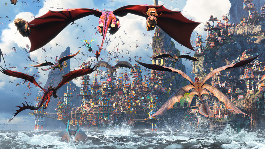 How to Train Your Dragon: The Hidden World-Publicity Still 3-H 2019