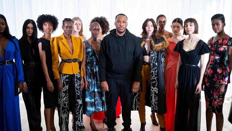 Nyfw Star Stylist Jason Rembert Debuts New Aliette Fashion Line Hollywood Reporter