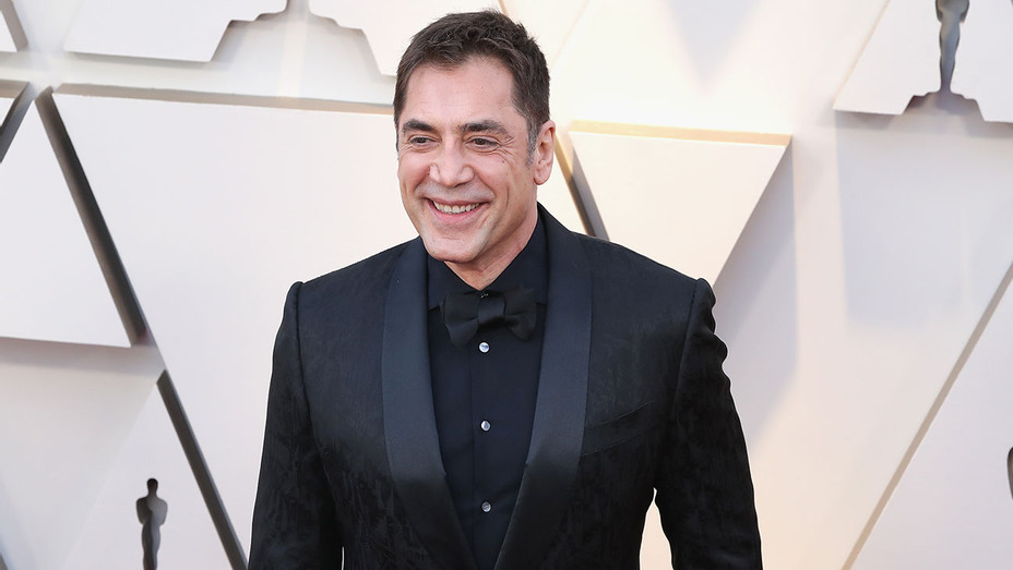Javier Bardem attends the 91st Annual Academy Awards - Getty - H 2019