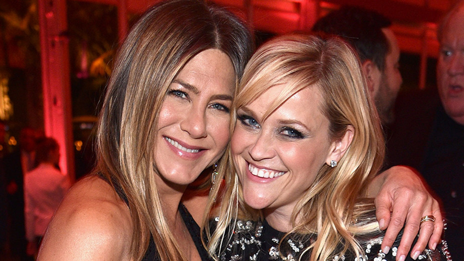 Jennifer Aniston and Reese Witherspoon-Getty-H 2019