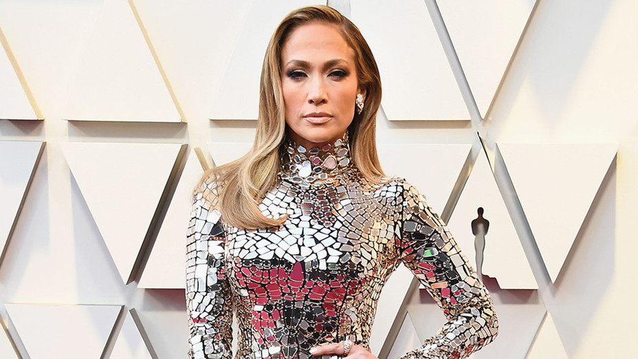 Jennifer Lopez  attends the 91st Annual Academy Awards -Getty-H 2019