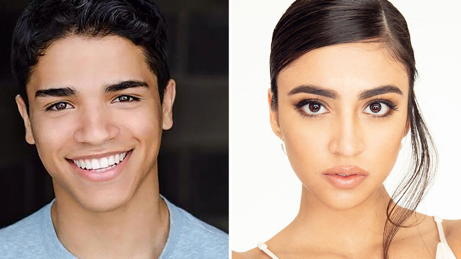 Johnathan Nieves and Jessica Garza- Split-Publicity-H 2019
