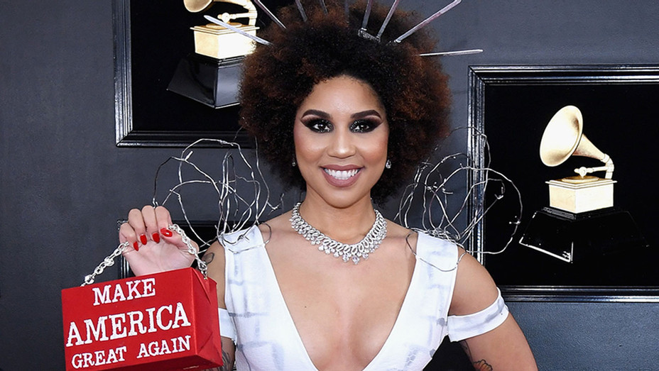 Joy Villa-Getty-H 2019