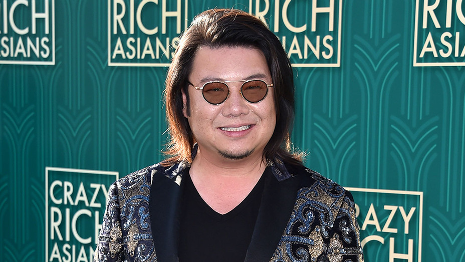 Kevin Kwan-Crazy Rich Asians writer-Getty-H 2019
