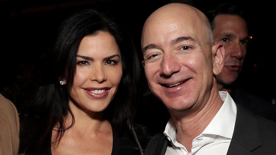 Lauren Sanchez and Amazon CEO Jeff Bezos-Getty-H 2019