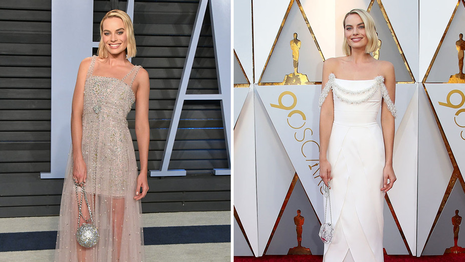 Margot Robbie_Show to Party_Split - Getty - H 2019