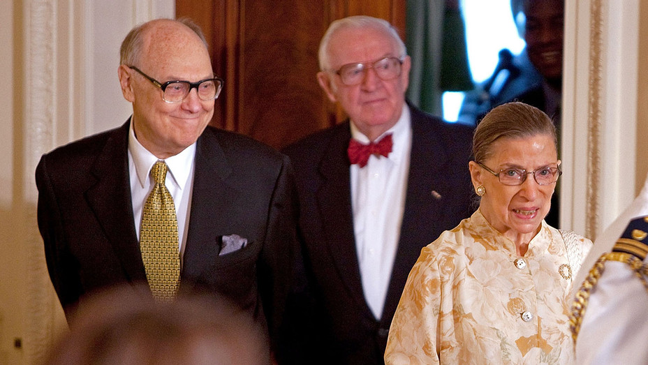 Martin And Ruth Bader Ginsburg A Thoroughly Modern Love Story Guest Column Hollywood Reporter