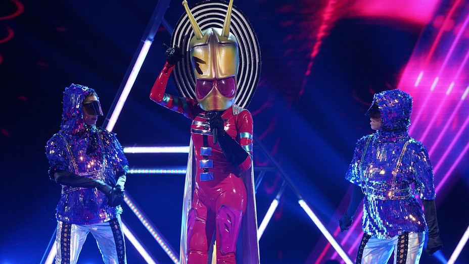 THE MASKED SINGER: Alien in the All Together Now episode - Wednesday, Feb. 13- Publicity-H 2019