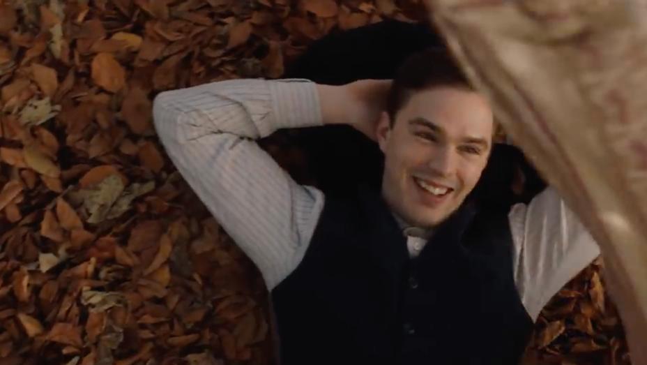 Nicholas Hoult - Tolkien Trailer Still - H 2019