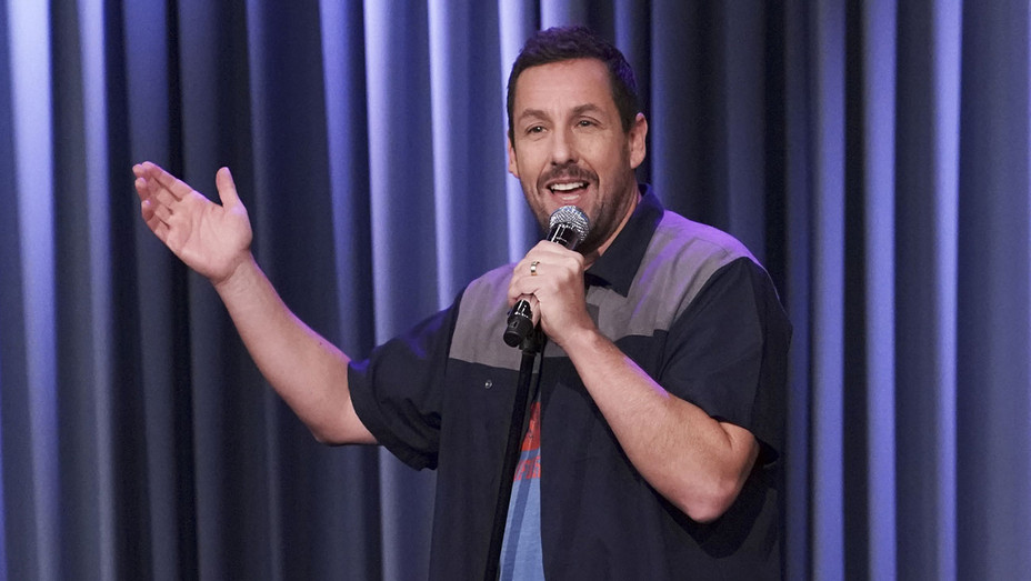 THE TONIGHT SHOW STARRING JIMMY FALLON - Episode 1013 --Adam Sandler -Publicity-H 2019