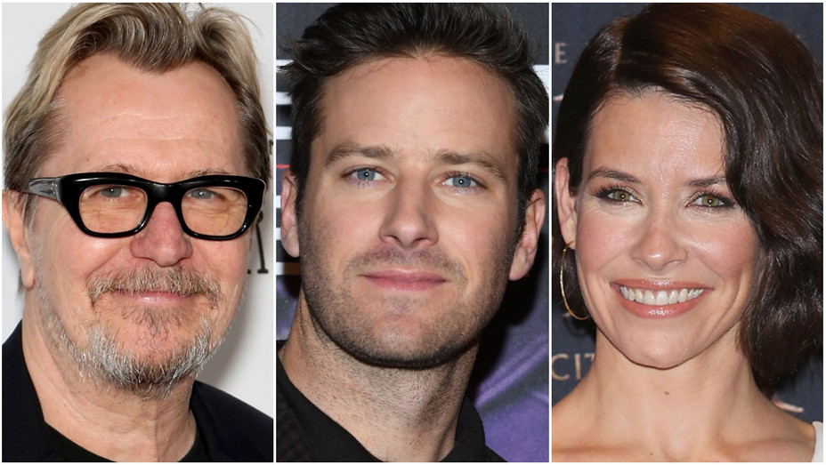 Evangeline Lilly, Armie Hammer and Gary Oldman Split - Getty - H 2019