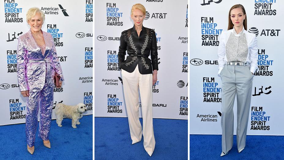 Film Independent Spirit Awards Pants Split - Getty - H 2019