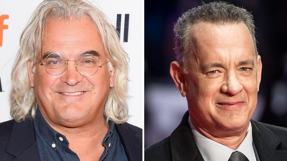 Paul Greengrass and Tom Hanks 2 Split-Getty-H 2019