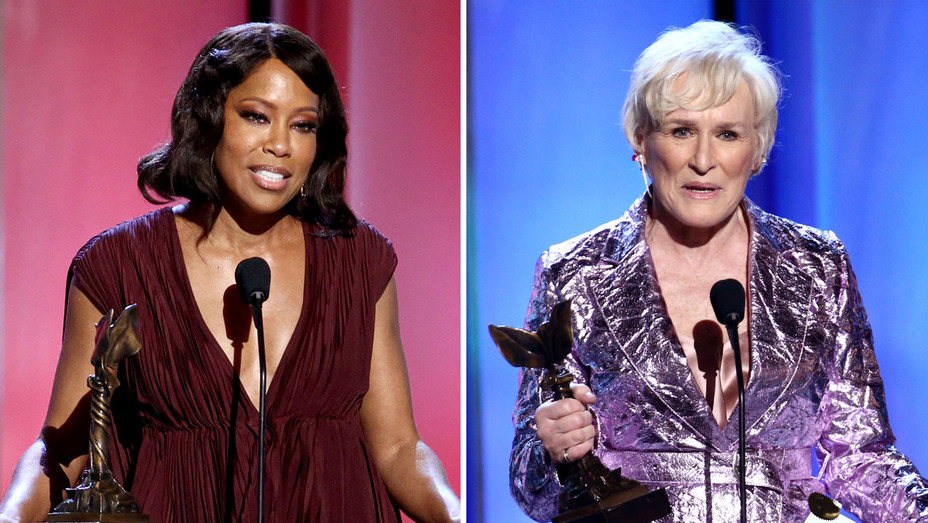 Regina King-Glenn Close-Getty-Split-H 2019
