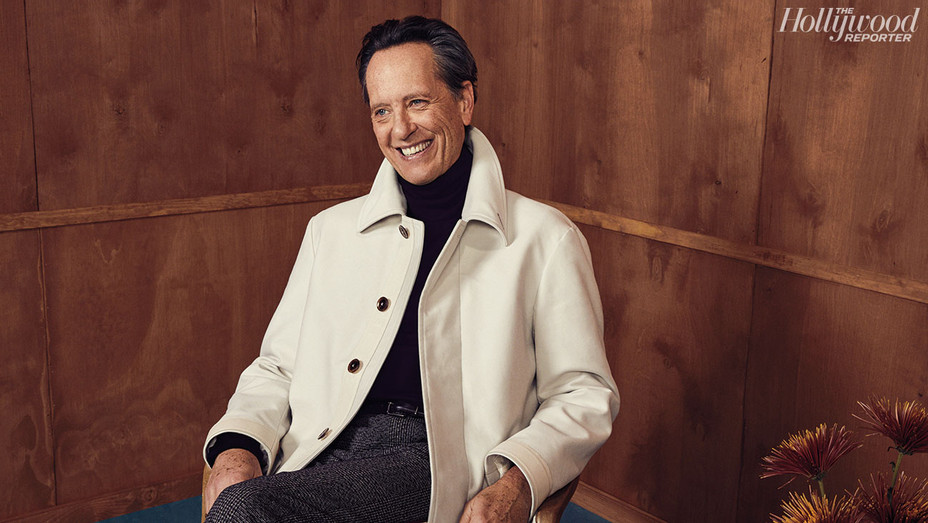 ONE TIME USE -Supporting Actor - Richard E. Grant- Photographed By Sami Drasin -H 2019
