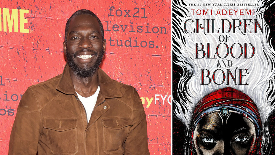 Rick Famuyiwa_Children of Blood and Bone Cover_Split - Getty - H 2019