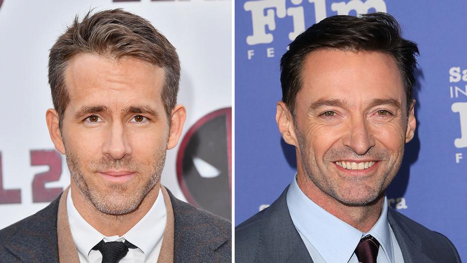 Ryan Reynolds and Hugh Jackman_Split - Getty - H 2019