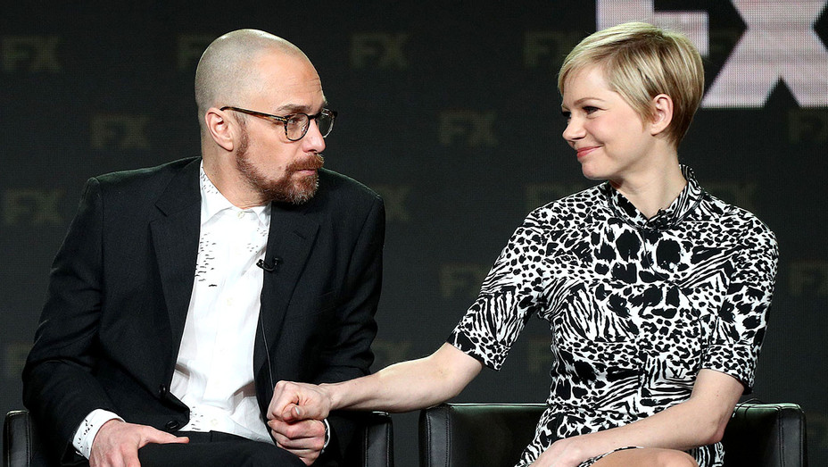 Sam Rockwell-Michelle Williams-Getty-H 2019