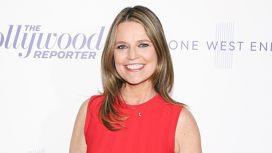 Savannah Guthrie Suffers Eye Injury Temporarily Loses Vision Hollywood Reporter