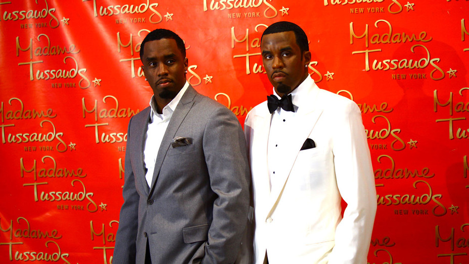 Sean 'Diddy' Combs unveils the Sean 'Diddy' Combs wax figure at Madame Tussauds-Getty-H 2019