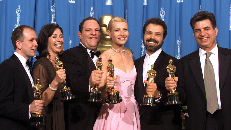 """Harvey Always Wanted More"": Weinstein, Spielberg and the Oral History of the Nastiest Oscar Campaign Ever"