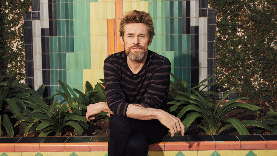 ONE TIME USE - Willem Dafoe - Photographed By Martha Galvan - H 2019
