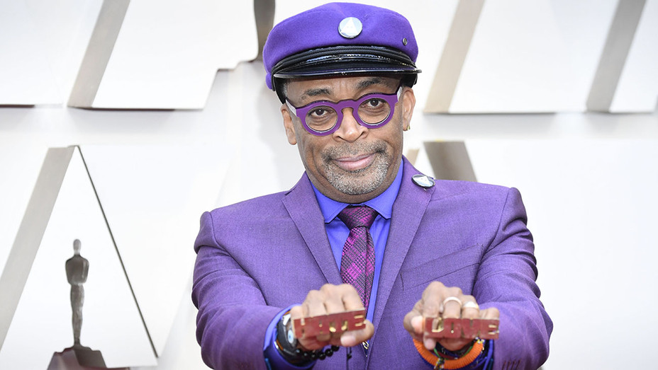 Spike Lee attends the 91st Annual Academy Awards-Oscars 2019-Getty-H 2019