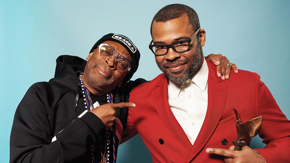 Spike Lee_Jordan Peele_ONE TIME USE - Getty - H 2019