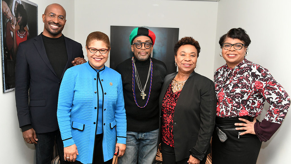 Spike Lee panel at Newsom in DC-Publicity-H 2019