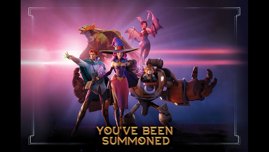 Summoners War - Skybound Entertainment Publicity-H 2019