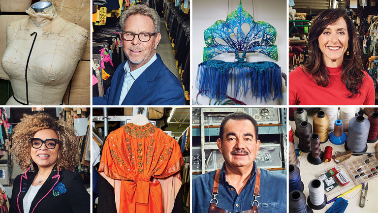 """107 Years, 2.5 Million Outfits, Countless Characters: Inside Hollywood's """"Magical"""" Mecca of Costumes"""