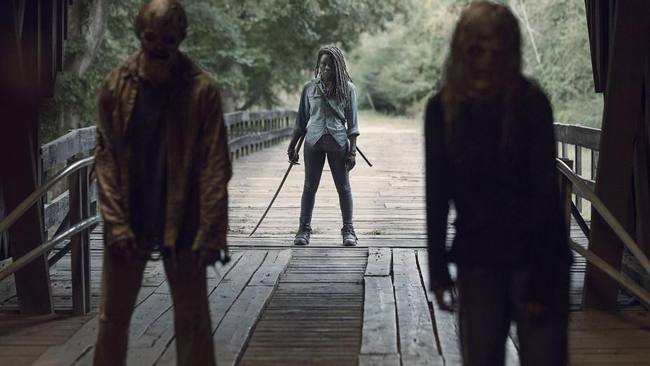 Walking Dead -Season 9, Episode 9 -  Danai Gurira - Publicity-H  2019