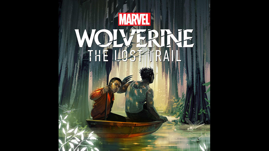 Wolverine The Lost Trail - Podcast Art - Publicity - H 2019
