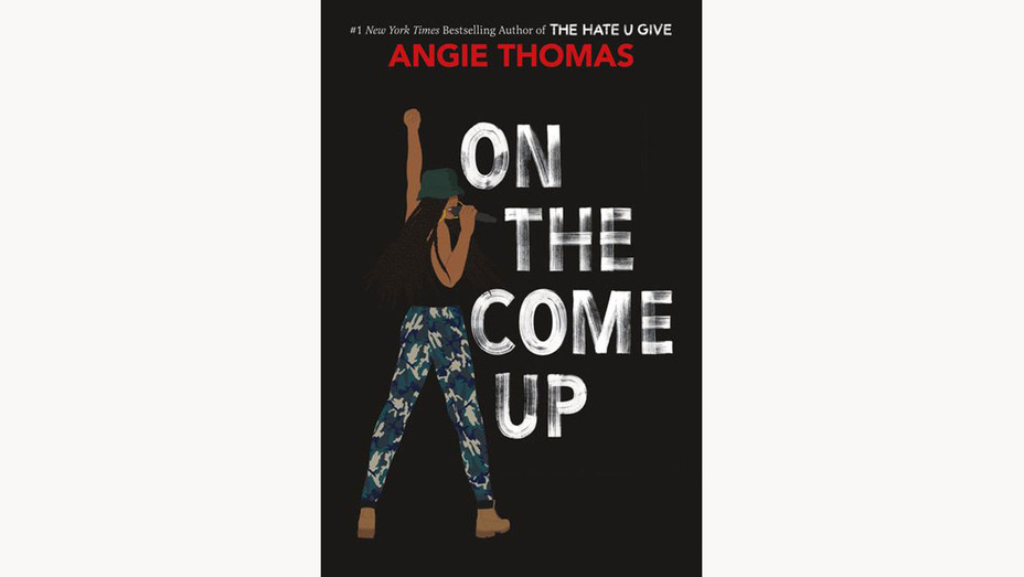 On the Come Up - Book Cover - Courtesy of Harper Collins Publishers -H 2019