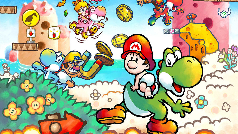 Yoshi's Island DS - Publicity - H 2019