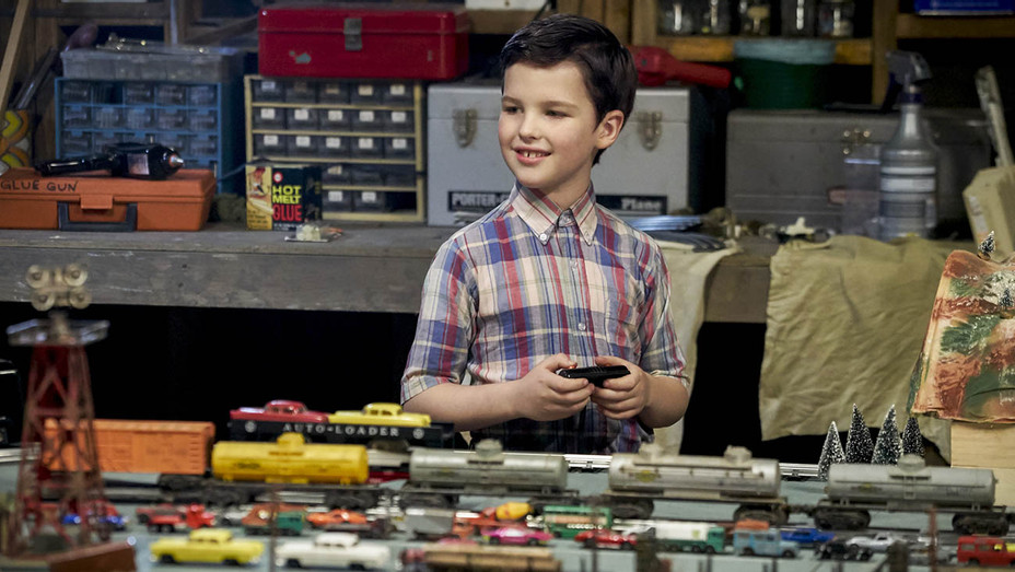 Young Sheldon - Photofests - H 2019