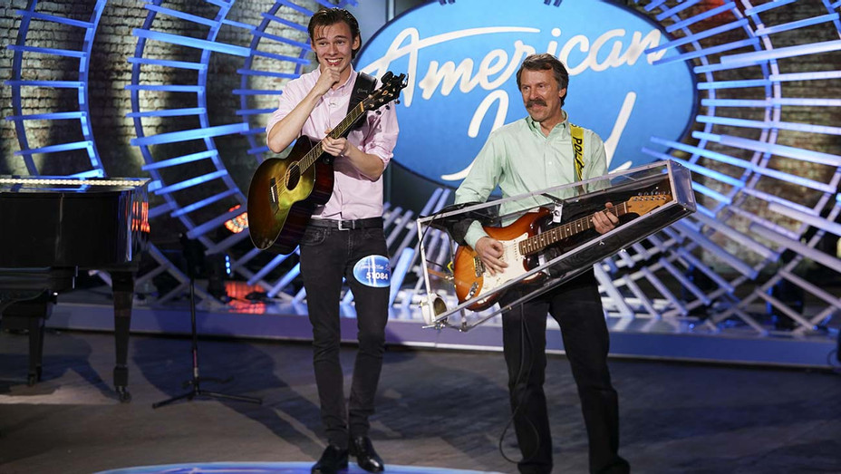 AMERICAN IDOL - 204 (Auditions) -JARED HANRAHAN- Publicity-H 2019