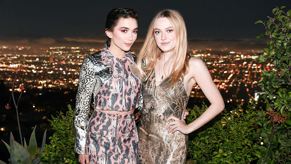 H&M Conscious Exclusive Event 2019 - Rowan Blanchard, Dakota Fanning -ONE TIME USE ONLY - Publicity-H 2019