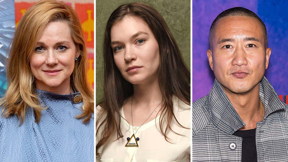 Laura Linney, Hannah Gross and Terry Chen - Split-Getty-H 2019