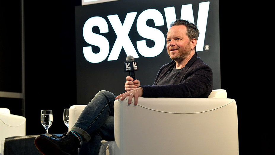 Noah Hawley speaks onstage at Featured Session: Noah Hawley during the 2019 SXSW Conference -Getty-H 2019