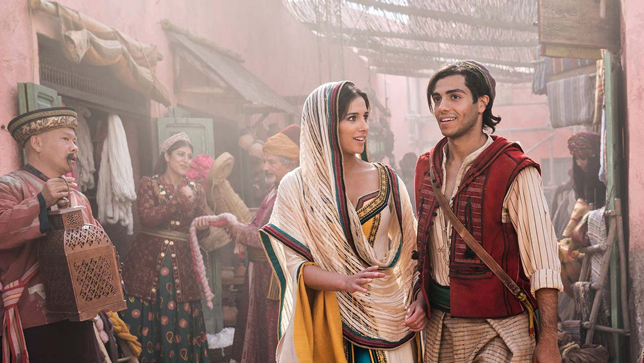 Disney's live-action adaptation Aladdin-Publicity Still 4-H 2019