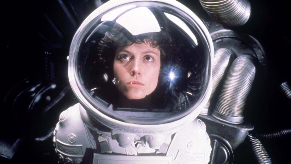 Alien (1979) - Sigourney Weaver - Photofest-H 2019